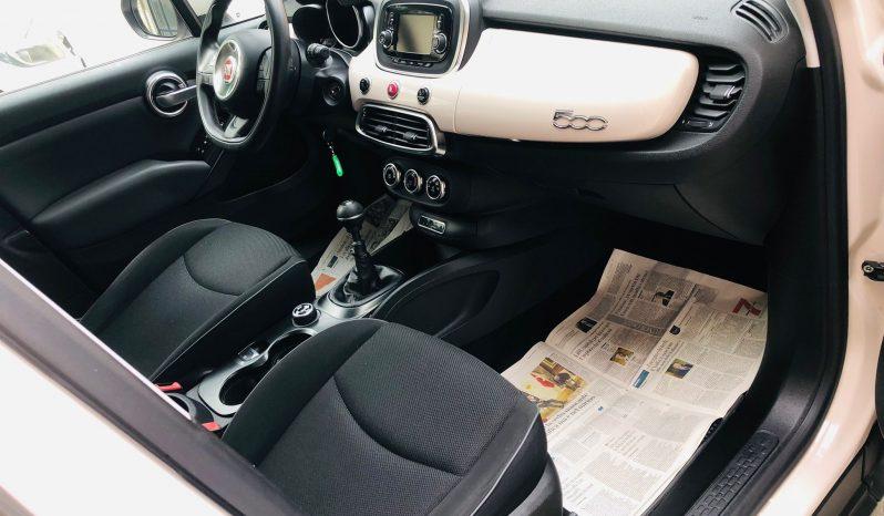 Fiat 500X 1.6 Mjet 120 cv completo