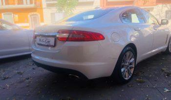 Jaguar xf 2.2 d luxury 2012 completo