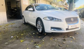 Jaguar xf 2.2 d luxury 2012