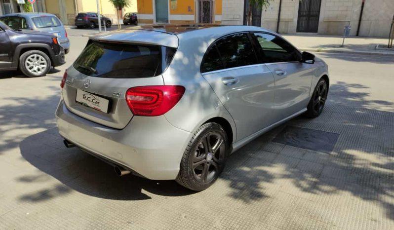 Mercedes A180 CDI completo