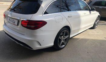 Mercedes C220 Sw Premium Amg completo