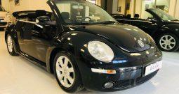 VW NEW BEETLE CABRIO 1.9 TDI 105 CV