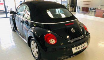VW NEW BEETLE CABRIO 1.9 TDI 105 CV completo