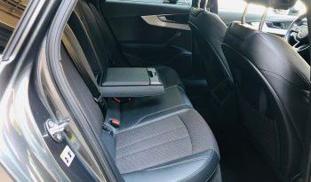AUDI A4 2.0 190CV S-LINE QUATTRO completo